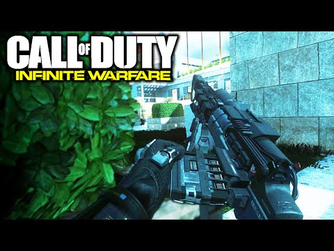 NEW SNIPER GAMEPLAY in Infinite Warfare - Black Sky Campaign (COD IW)
