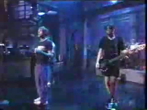 Blur Song 2 Live 1997