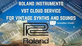 How to install Roland Cloud Plugins/VSTs - YouTube