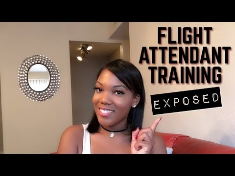 Flight Attendant Training: What to Expect and How to Prepare!