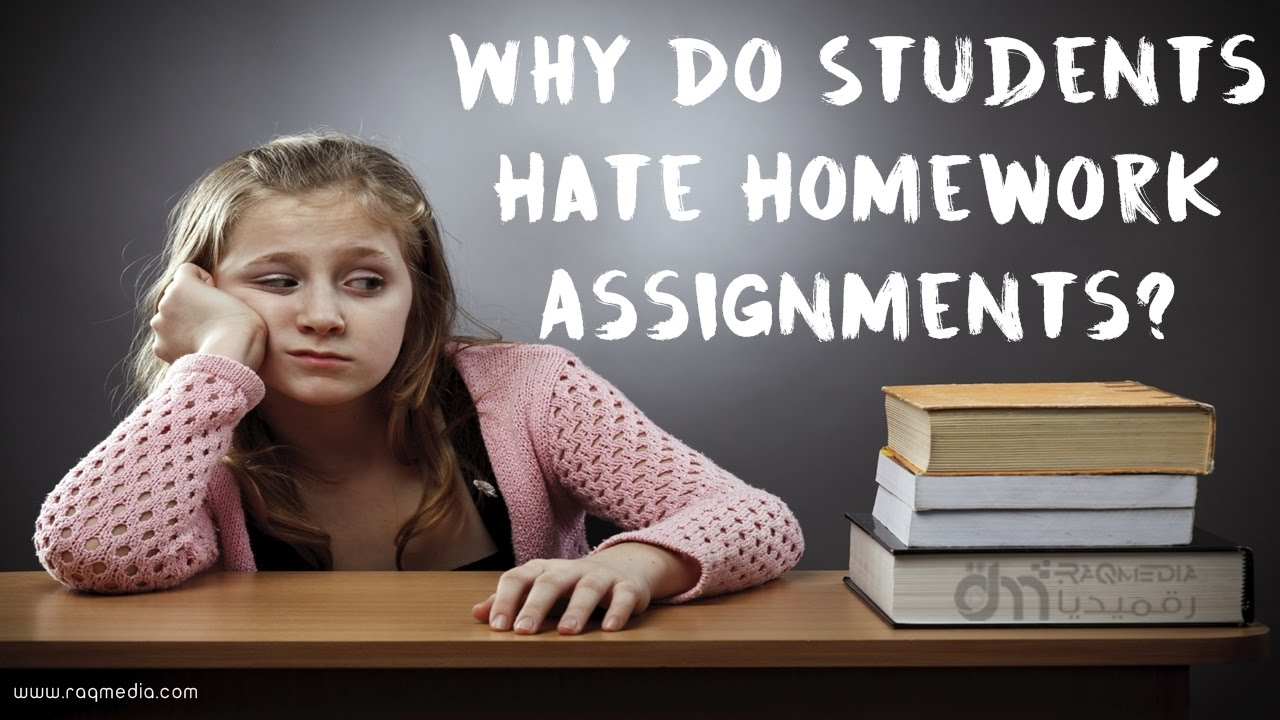 Why Homework is Bad  Stress and Consequences