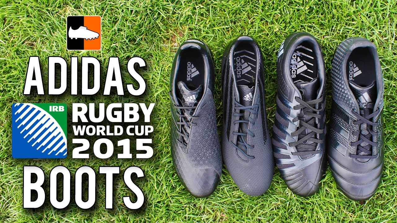 shopping 50% off new specials What do the 2015 All Blacks wear? adidas Rugby World Cup Specific Boots