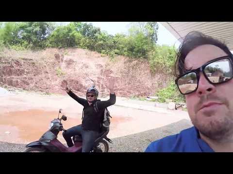 10 Days In Laos ! Motorbike Trip !