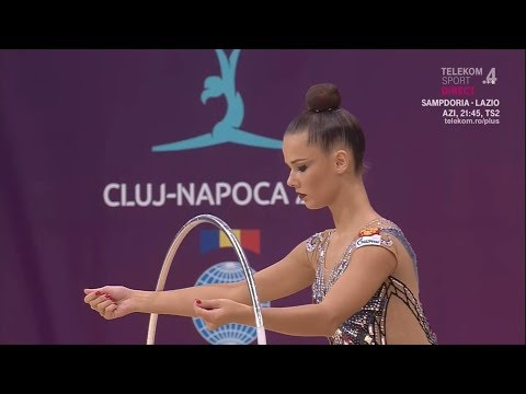 World Cup Cluj-Napoca 2019 - Hoop + Ball Final