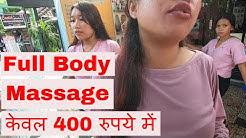 Unbelievable, Full Body Massage only $6 (Rs 400) | Shopping Near Kuta Beach, Bali