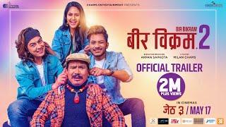 """Bir Bikram 2"" New Nepali Movie Trailer || Paul Shah, Barsha Siwakoti, Najir Hussain, Buddhi Tamang"