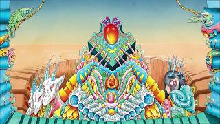 Globular & Geoglyph - Messages From The Resonator (Psychedelic Dub / World Music)
