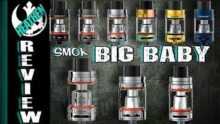 Big Baby Beast- Best Sub Ohm Tank- Comparison I Smok I Heathen