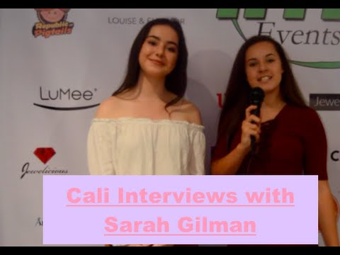 Cali s with Sarah Gilman at Hype Events