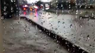 """Outside Our Building Looking At Bridge """"over"""" Shoal Creek And On 5th Street"""