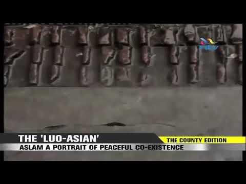 Luo Asia calls for dialogue uhuru and raila