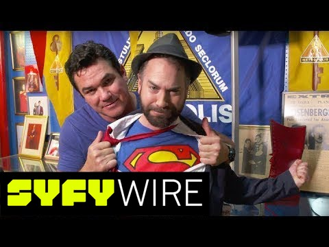Dean Cain Reflects on Lois & Clark: The New Adventures of Superman | SYFY WIRE