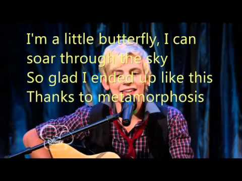 Butterfly song-Austin y Ally (Ross Lynch)