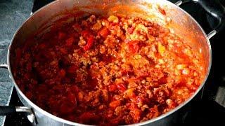 How to make Bolognese sauce recipe (ragù alla Bolognese) Pasta