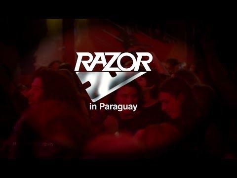 Razor - #RazorinParaguay - Full Concert 19feb2017