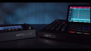 introducing the next generation of mpc x and live