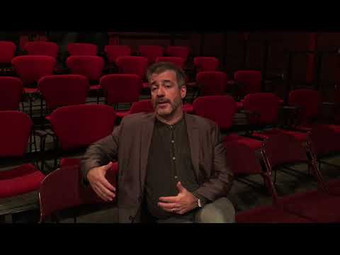 Robert Chelimsky on artistic risk - Playwrights' Center Give to the Max Day 2017