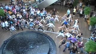 Taneczny Flash Mob w Galerii Malta