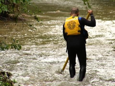 Associated Press: Raw: At Least 2 Dead in Branson, Missouri Flood