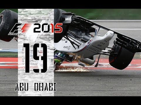 F1 2015 SEASON FINALE :: United Arab Emirates :: Final Stand