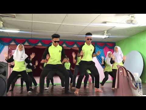 SMK Putatan Senamrobik- Selfie + Bobo Di Mana