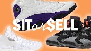 2019 Sneaker Releases SIT or SELL July (Part 2)