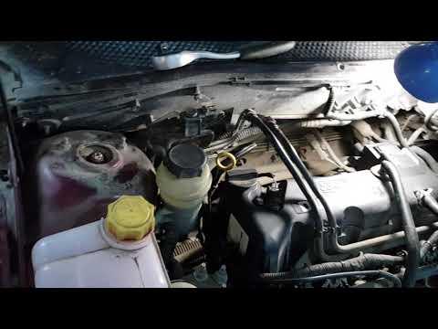 Замена свечей форд фокус 1