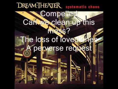 Dream Theater   Prophets of war