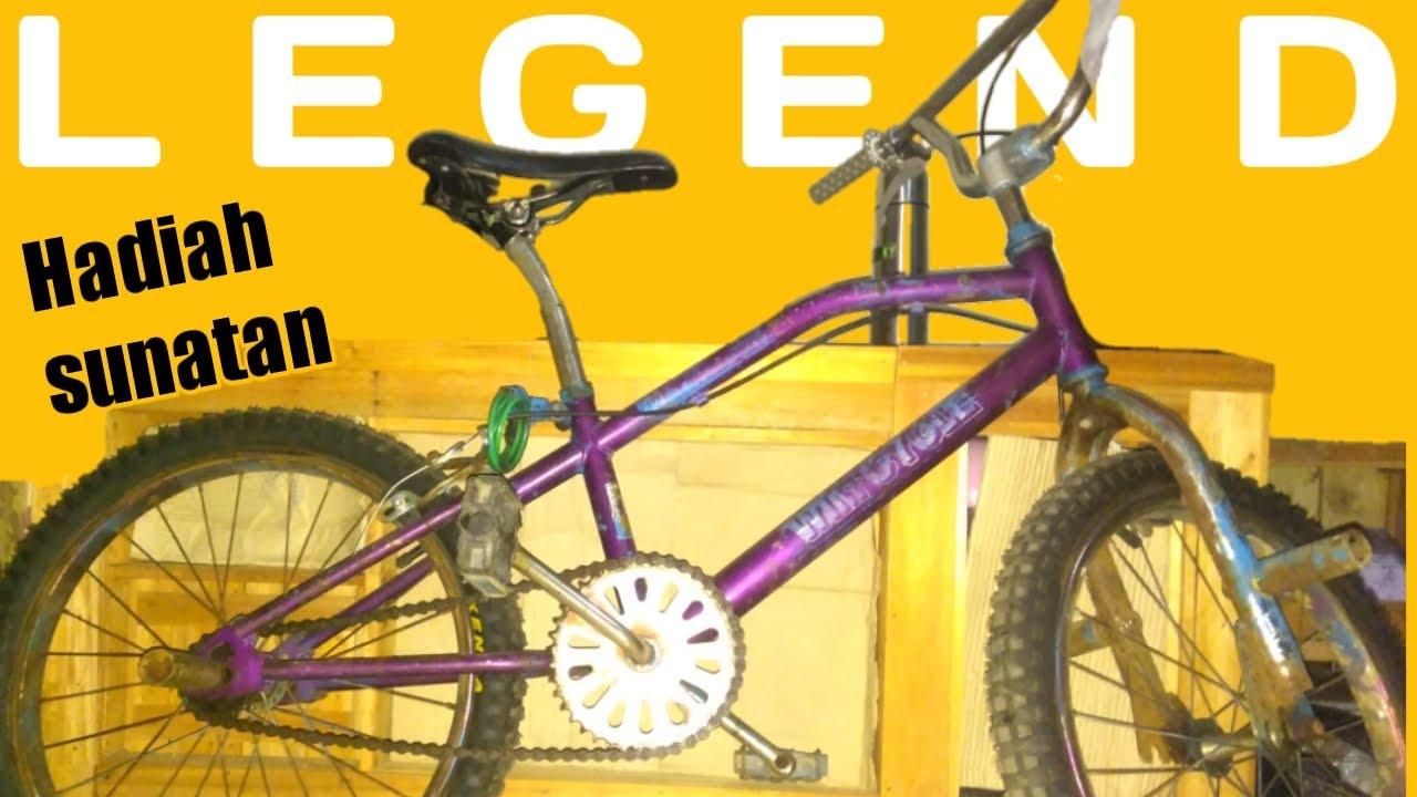 Sepeda Bmx Wimcycle Jaman Dulu Jadul Youtube