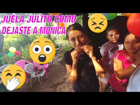 habrá sido Julito que mordió a Monica Feliz cumpleaños niña Chenta y Digna Parte 5/5