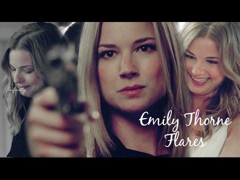 Emily thorne / Amanda Clarke • Flares [4x23]