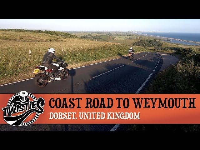 Motorbike Coast Ride From Axminster to Weymouth