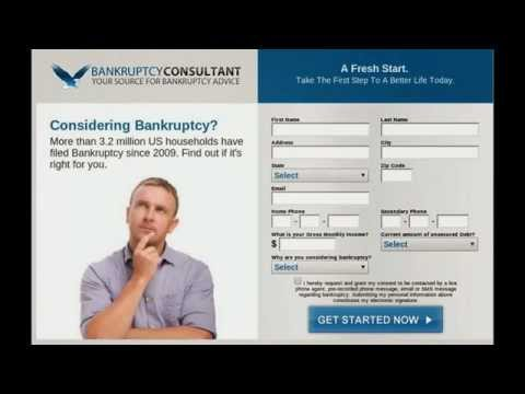 How to file bankruptcy for free online