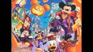 Night High Halloween ディズニーランドver