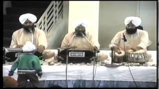 Bhai Harjinder Singh & Bhai Maninder Singh Sri Nagar Wale Oringial Jatha at El Sobrante Gurdwara
