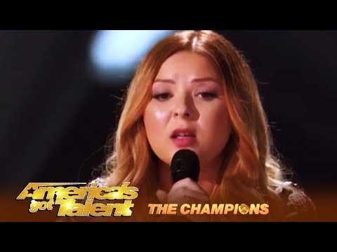 Bianca Ryan: First Winner Makes HUGE Comeback After Losing Voice | America's Got Talent: Champions