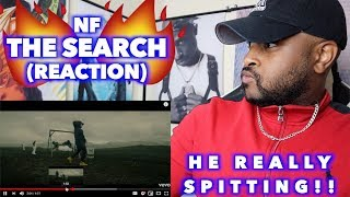 THE SEARCH - NF | THIS IS THE NEXT CHAPTER !! | REACTION