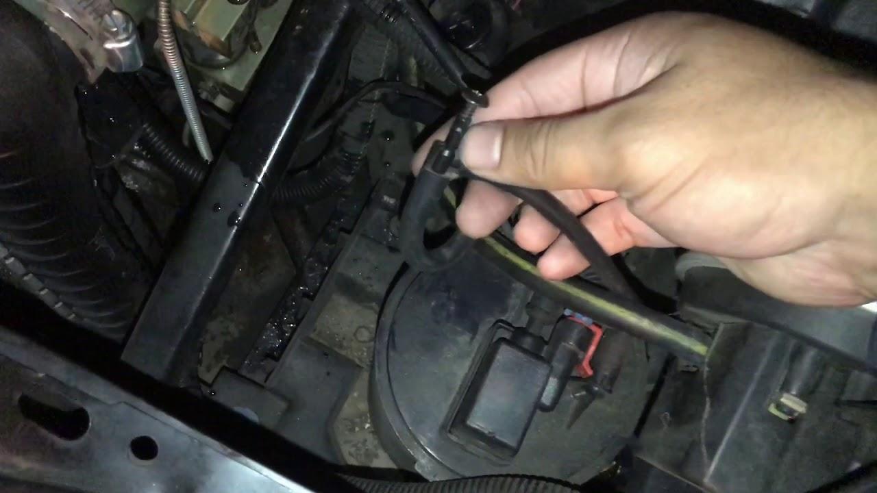 cadillac brougham vacuum leak [ 1280 x 720 Pixel ]