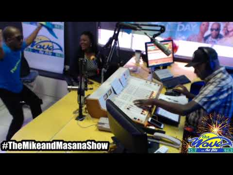 Young DP & Just 4 Fun stop by #TheMikeAndMasanaShow