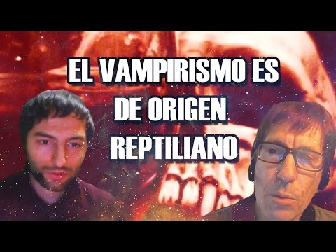 ¿Es el vampirismo de origen REPTILIANO? con David Parcerisa | VM Granmisterio