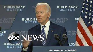 Joe Biden slams President Trump's coronavirus response | WNT