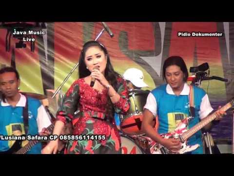 Gerimis Melanda Hati - Anisa Rahma - Java Music [Cak Met] Live Wonoayu 2017