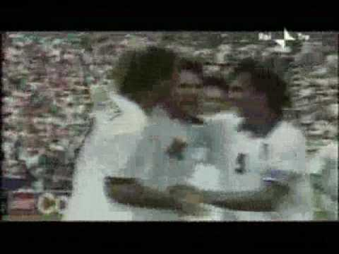 Baggio vs Nigeria - Equalizer