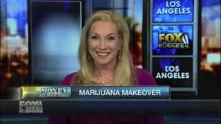Marijuana Makeover Money with Melissa Francis Fox Business News Cheryl Shuman
