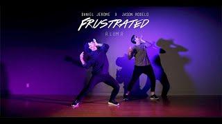 DANIEL JEROME X JASON RODELO | FRUSTRATED | R LUM R | URBAN AVE CONCEPTS