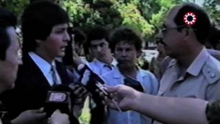 """35 1954-89 Prog. 2 """"Archivos del Terror"""" TV Pública Paraguay HD"""