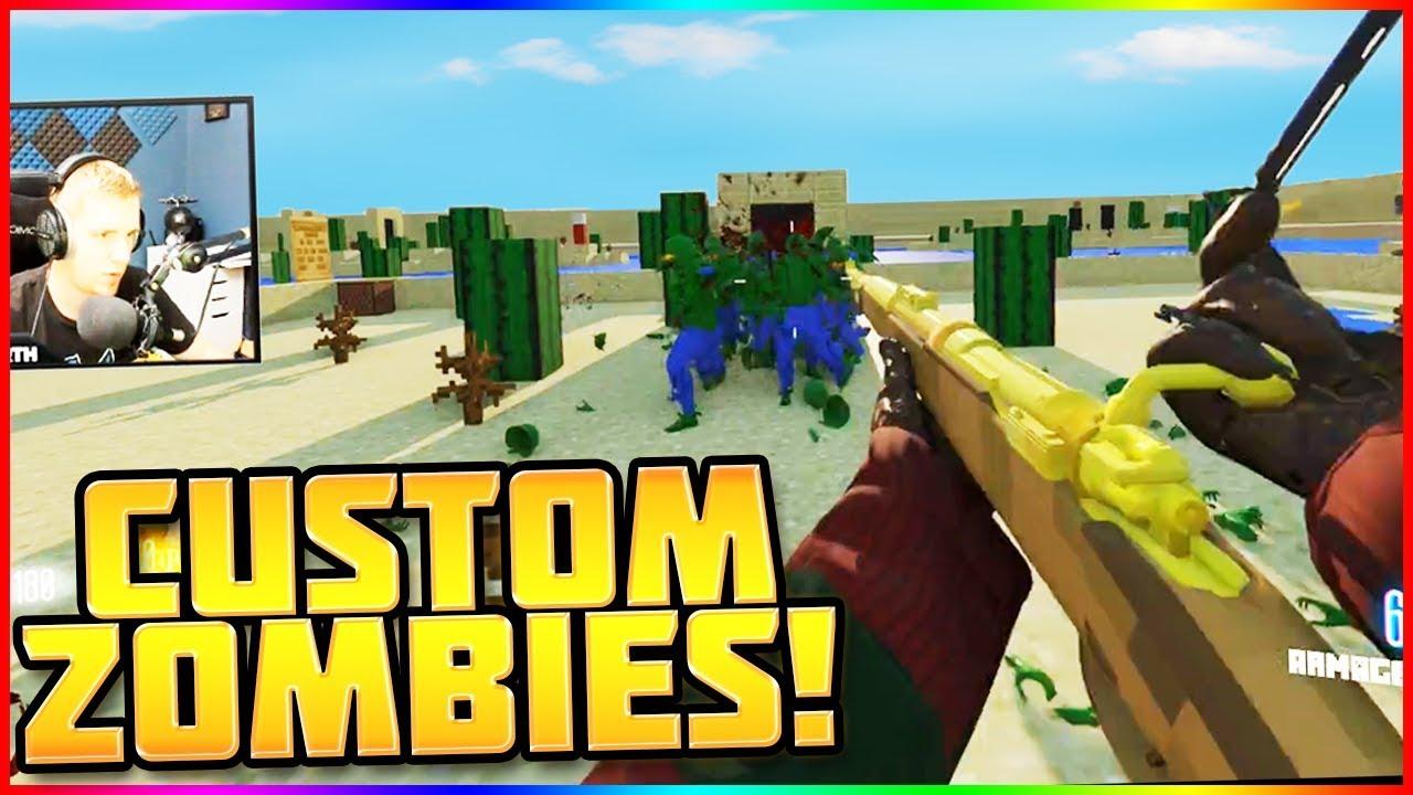BEST CUSTOM ZOMBIES MAP? (Black Ops 3 Custom Zombies)