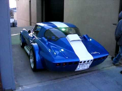 1963 Used Chevrolet Corvette Mongoose Motorsports Grand Sport at ...