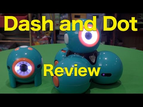 Wonder Workshop Dash and Dot Robot Pack Review