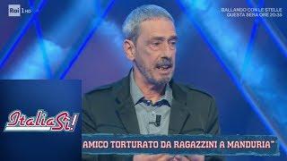 Omicidio di Manduria, parla l'amico del pensionato torturato dalla baby gang - Italia Sì! 04/05/2019
